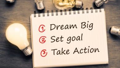 Photo of 4 Simple Ways to Help You Achieve All Your Goals