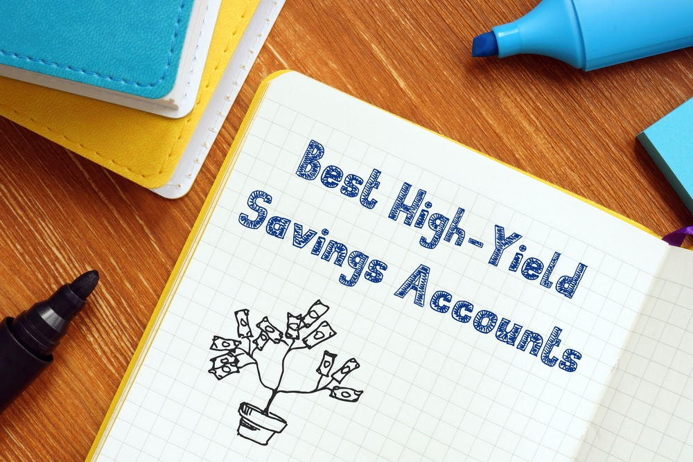 best high-yield savings account