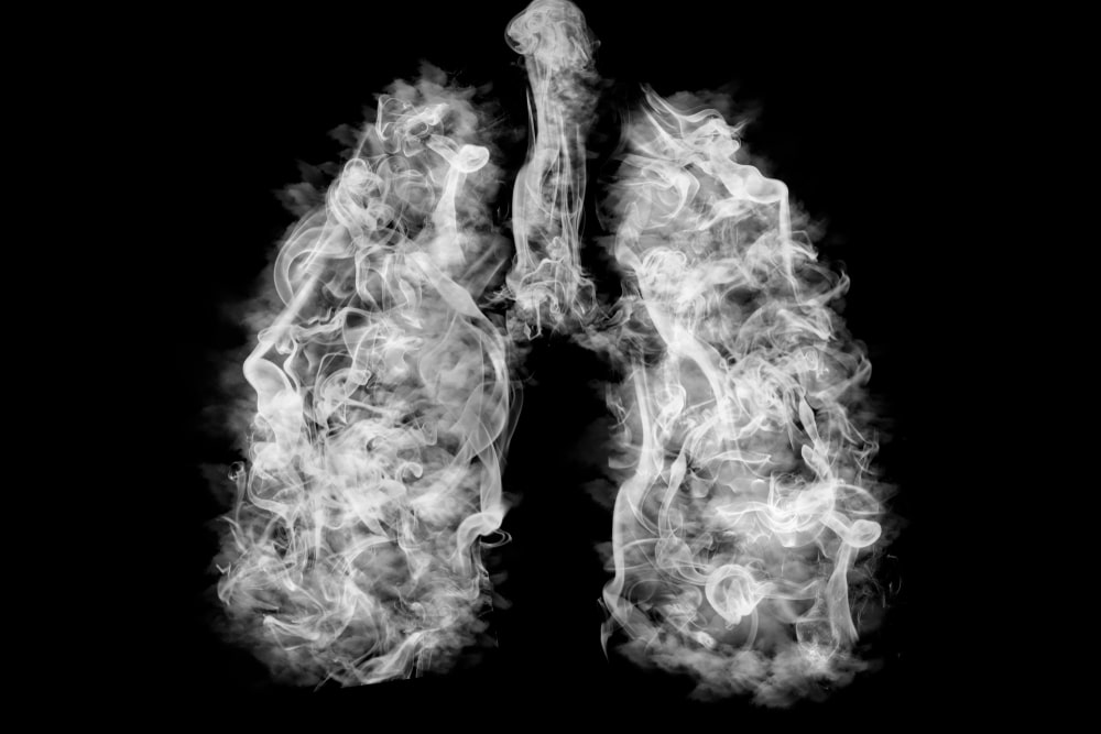lung damage from vaping