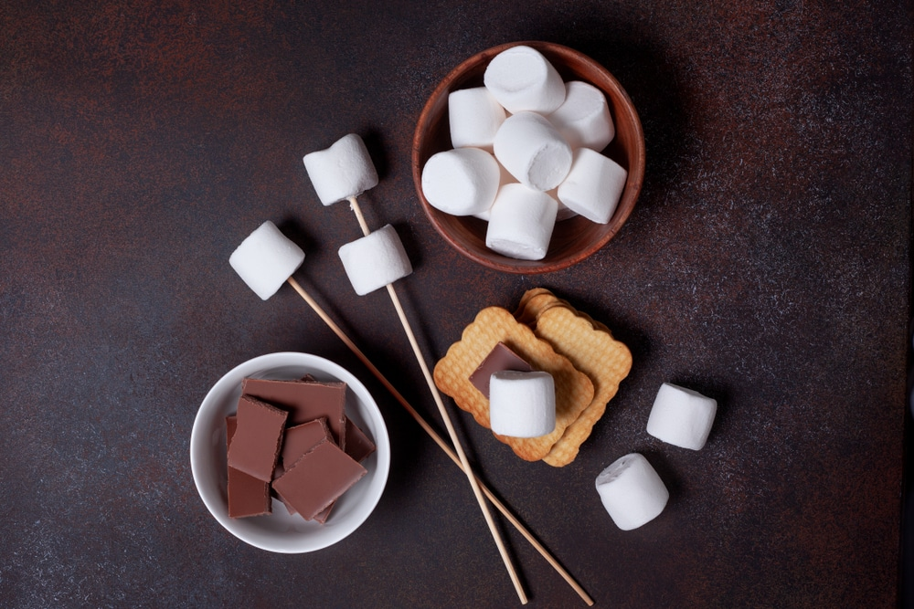 holiday smores